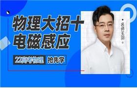 王羽【2022物理大招课】大招十:《选修3-2》电磁感应
