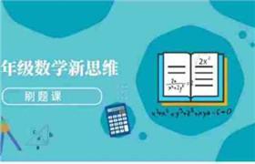 杨琦九年级新思维刷题课