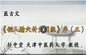 天津中医药大学 孙中堂 医古文 131讲视频教程