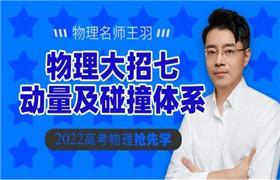 王羽【2022物理大招课】大招七、动量+碰撞