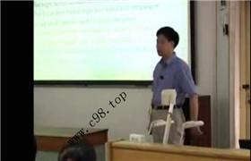 中山大学 细胞生物学 21讲 视频教程