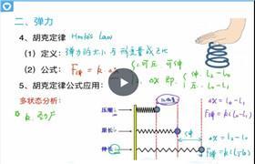 王浩【目标985班】高一物理暑期系统2班(猿辅导)