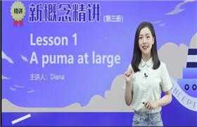 胡金铭(戴安娜)新概念英语第三册-精讲班 百度网盘分享