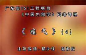 南京中医药大学 中医内科学肖长虹学68讲 视频教程