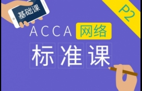 ACCA P2 Corporate Reporting 基础
